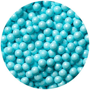 All City Candy Shimmer Powder Blue Pearls Pressed Candy - 2 LB Bulk Bag Bulk Unwrapped SweetWorks Default Title For fresh candy and great service, visit www.allcitycandy.com