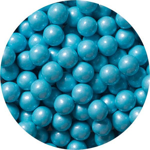 All City Candy Shimmer Powder Blue Sixlets - 2 LB Bulk Bag Bulk Unwrapped SweetWorks Default Title For fresh candy and great service, visit www.allcitycandy.com