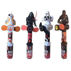 All City Candy Star Wars Episode 7 Characters Fan Candy Toy Novelty Candyrific 1 Piece For fresh candy and great service, visit www.allcitycandy.com
