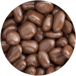 All City Candy Sugar Free Milk Chocolate Raisins - 2 LB Bulk Bag Bulk Unwrapped Albanese Confectionery For fresh candy and great service, visit www.allcitycandy.com
