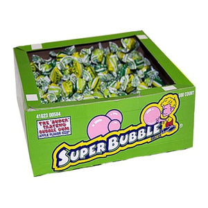 All City Candy Super Bubble Apple Bubble Gum - 300 PC Case Ferrara Candy Company Default Title For fresh candy and great service, visit www.allcitycandy.com