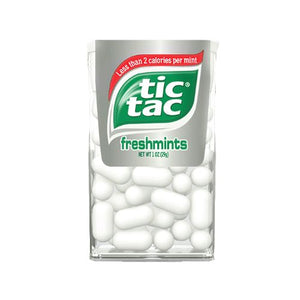 All City Candy Tic Tac Freshmint Mints - 1-oz. Pack Mints Ferrero 1 Pack For fresh candy and great service, visit www.allcitycandy.com