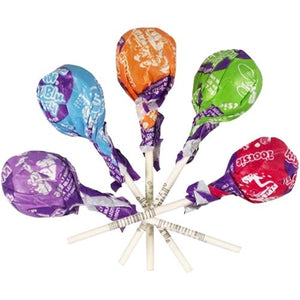 All City Candy Tootsie Pops Wild Berry Flavors - 100 Piece Case Bulk Unwrapped Tootsie Roll Industries For fresh candy and great service, visit www.allcitycandy.com