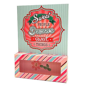 "All City Candy Treeting Cards ""Sweet People"" All Occasion Greeting Card Novelty Treeting Cards For fresh candy and great service, visit www.allcitycandy.com"