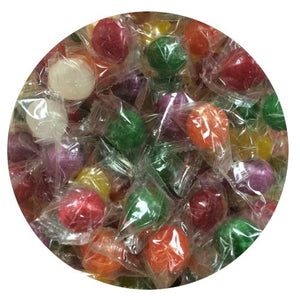 All City Candy Washburn's Assorted Sour Balls Hard Candy - 3 LB Bulk Bag Bulk Wrapped Washburn Candy Default Title For fresh candy and great service, visit www.allcitycandy.com
