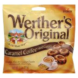 All City Candy Werther's Original Caramel Coffee Hard Candies 2.65 oz bag Hard Storck Default Title For fresh candy and great service, visit www.allcitycandy.com