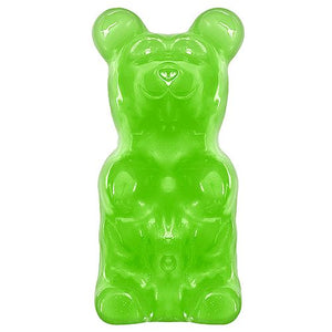 All City Candy World's Largest Lime Gummy Bear - 5 LB Gummi Giant Gummy Bears For fresh candy and great service, visit www.allcitycandy.com