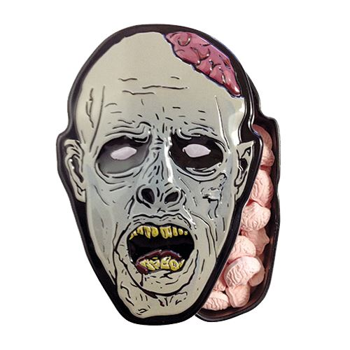 Zombie Refleshmints Candy - 1.3-oz. Tin For fresh candy and great service, visit us at www.allcitycandy.com