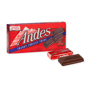 Andes Cherry Jubilee Thins - 4.67-oz. Box