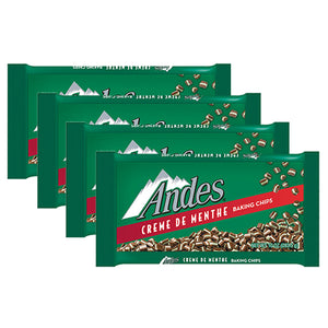 Andes Creme de Menthe Baking Chips - 10-oz. Bag