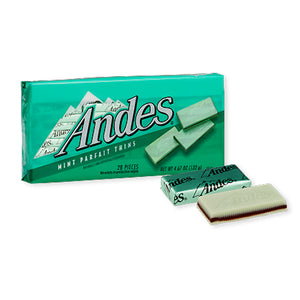 Andes Mint Parfait Thins - 4.67-oz. Box