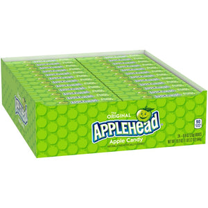Applehead Apple Candy .8-oz. Box - Case of 24