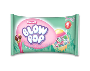Blow Pops Assorted Flavors Spring Themed 11.5-oz Bag