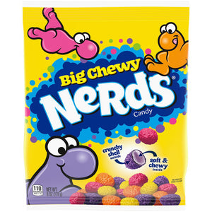 Big Chewy Nerds Candy - 6-oz. Bag