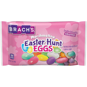 Brach's Marshmallow Easter Hunt Eggs Candy - 7-oz. Bag
