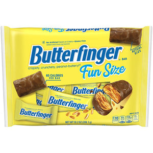Butterfinger Fun Size Candy Bars - 10.2-oz. Bag