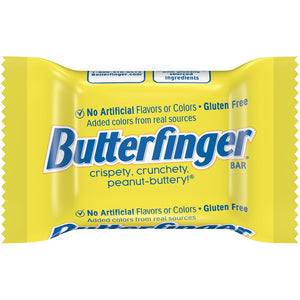 Butterfinger Mini Candy Bars - 3 LB Bulk Bag