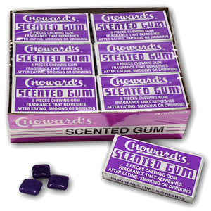 Choward's Scented Gum - 8-Piece Pack