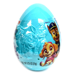 Paw Patrol Candy-Filled Easter Egg 0.75 oz.