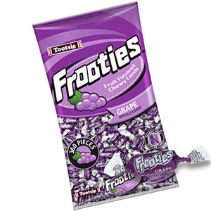 Frooties Grape Chewy Candy - 2.42 LB Bulk Bag