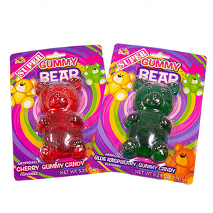 Albert's Super Gummy Bear Gummy Candy 5.29 oz.
