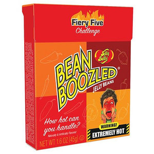 Jelly Belly BeanBoozled Fiery Five Challenge Jelly Beans - 1.6-oz. Box