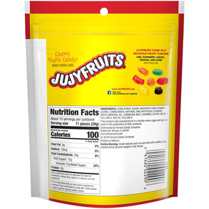 JuJyFruits Chewy Candy - 10-oz. Bag