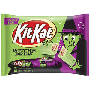 Kit Kat Witches Brew Snack Size Candy Bars - 9.8-oz. Bag