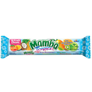 Mamba Tropics Fruit Chews - 2.8-oz. Pack