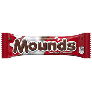 Mounds Dark Chocolate & Coconut Candy Bar 1.75 oz.