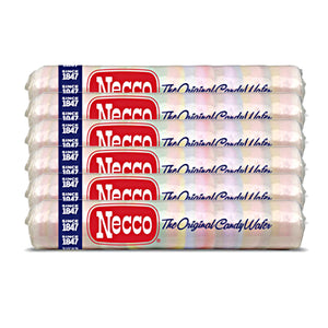 Necco Wafers Assorted Flavors - 2-oz. Roll