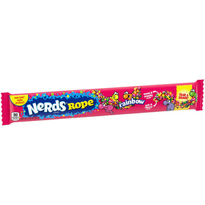 Rainbow Nerds Rope Gummy Candy 0.92 oz.