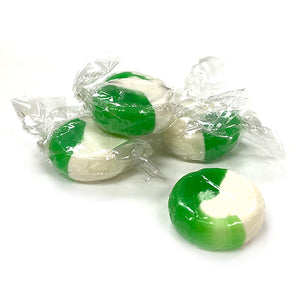 Key Lime Disks Hard Candy - 5 LB Bulk Bag