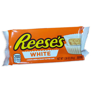 Reese's White Peanut Butter Cups 2 Pack 1.39 oz.