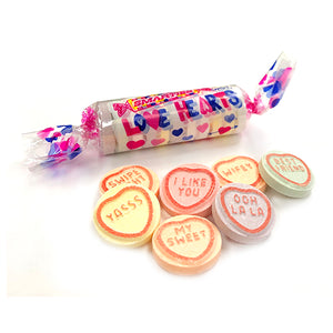 Smarties Love Hearts Candy Rolls - 3 LB Bulk Bag