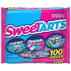 SweeTARTS Halloween Candy Variety Pack - Bag of 100