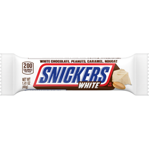 Snickers White Chocolate Bar - 1.41 oz Bar