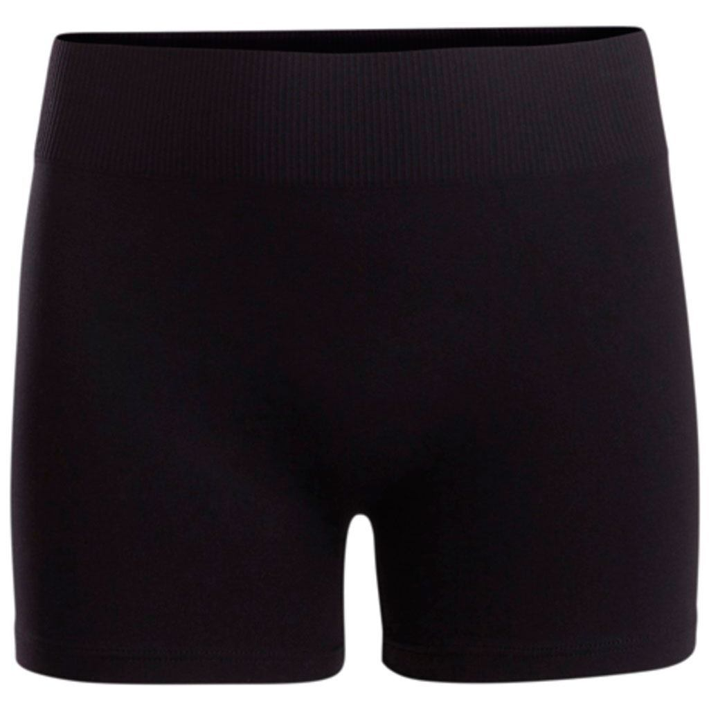 PIECES - London Mini Shorts - Black Shorts