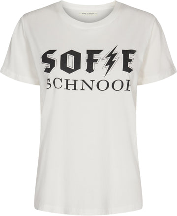 Sofie Schnoor - Cady T-Shirt - Off White T-shirts