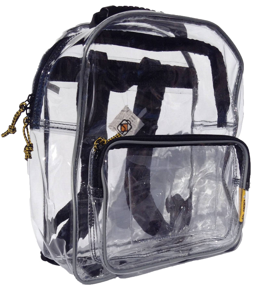 da05a9d63a54 Heavy Duty Clear Backpacks and Book Bags | Clear Backpack Policy ...