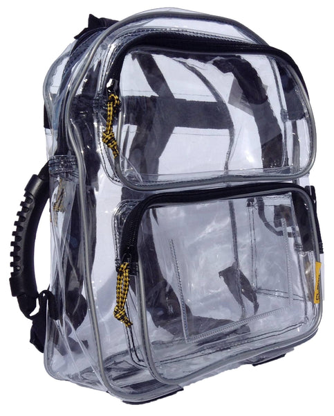 Sedona Small Clear Backpack Clearbackpacks Com
