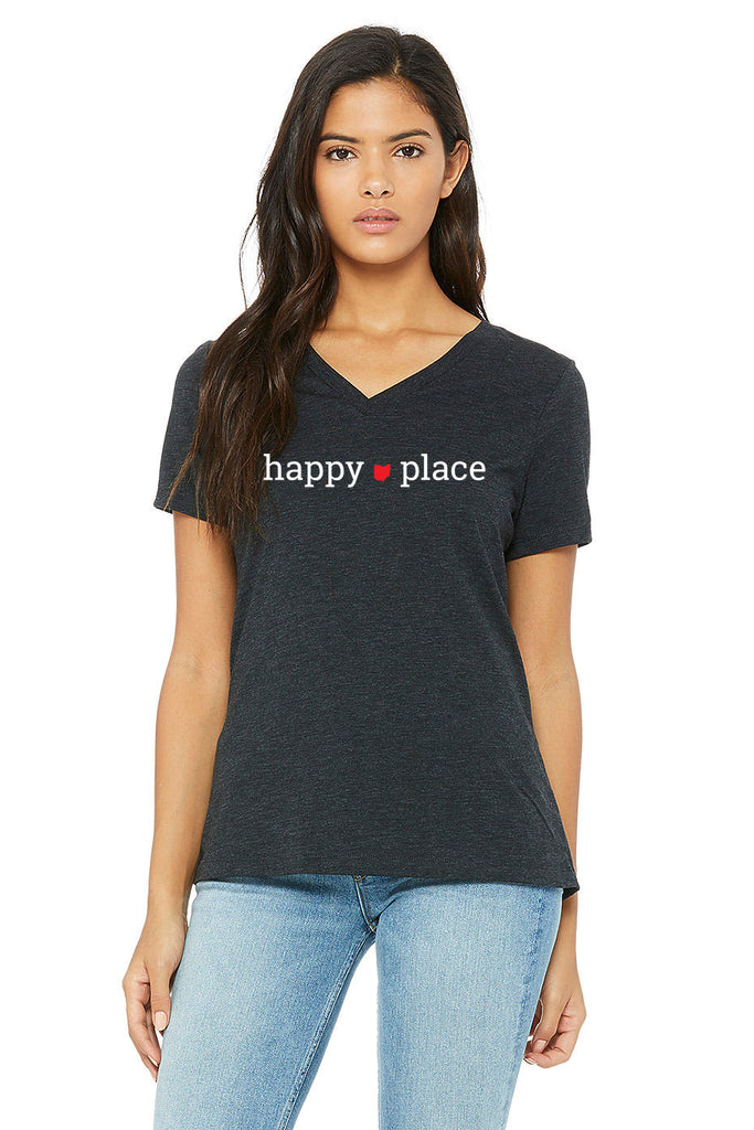 Happy Place - Sugar Pie Tees T-Shirt