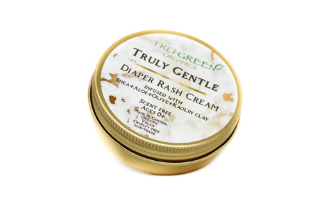 Truly Gentle Ages 0+ Diaper Rash Cream