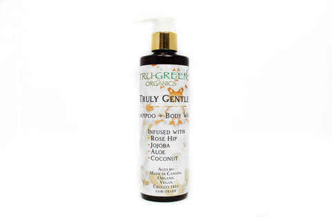 **SOLD OUT**Truly Gentle Ages 0+ Shampoo+Body Wash
