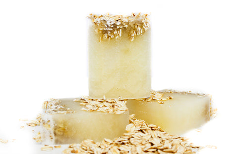 Oatmeal Soaps 3 slices (discounted)-