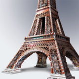 Wrebbit 3D Eiffel Tower - 816 Pieces