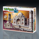 Wrebbit 3D Puzzle Taj Mahal - 950 Pieces