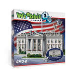 Wrebbit 3D The White House
