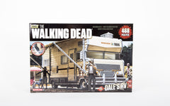 McFarlane Toys Walking Dead Dale's RV Construction Set