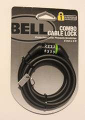 Bell Combo Cable Lock